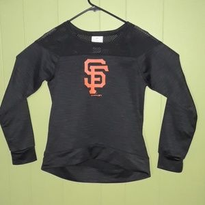 Sweaters - GIANTS SAN FRANCISCO  SWEATER WOMENS XL 14/16